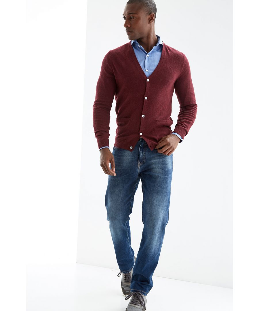 Image for Men s Casual Cardigan