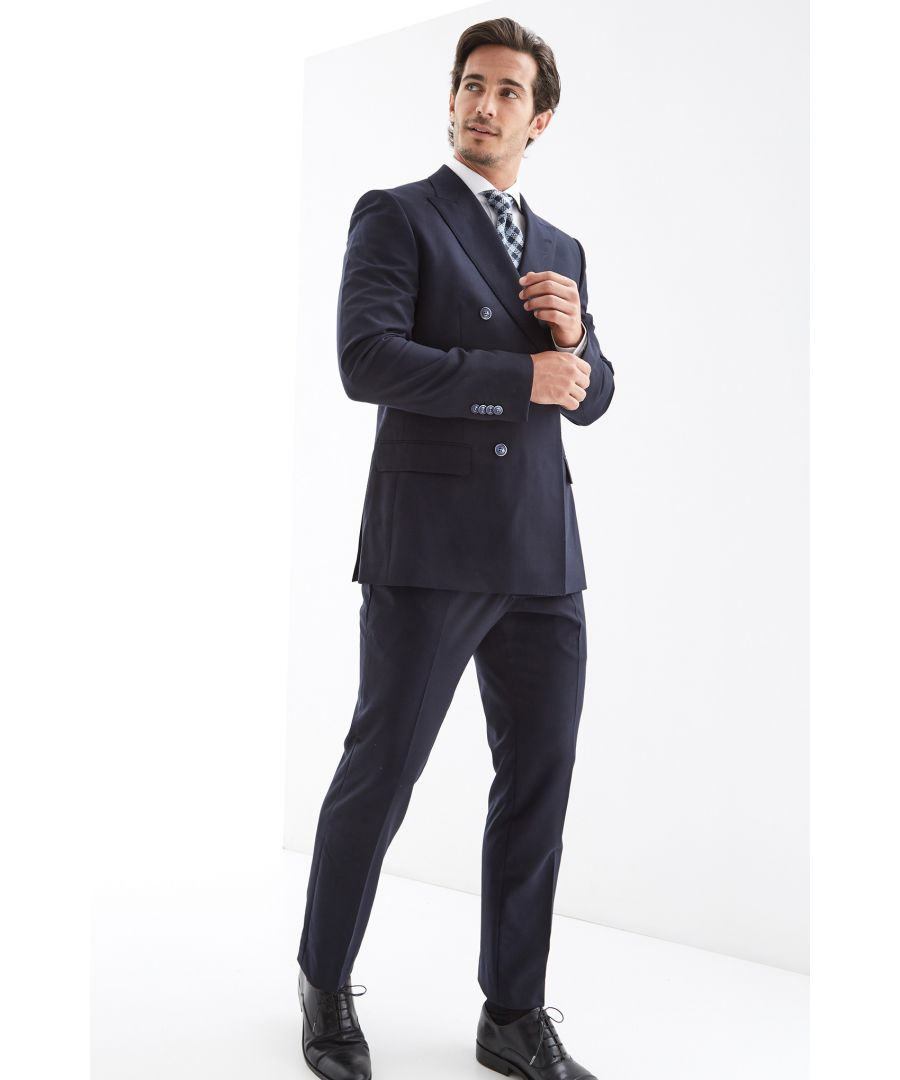 Image for Men s Double-breasted Suit