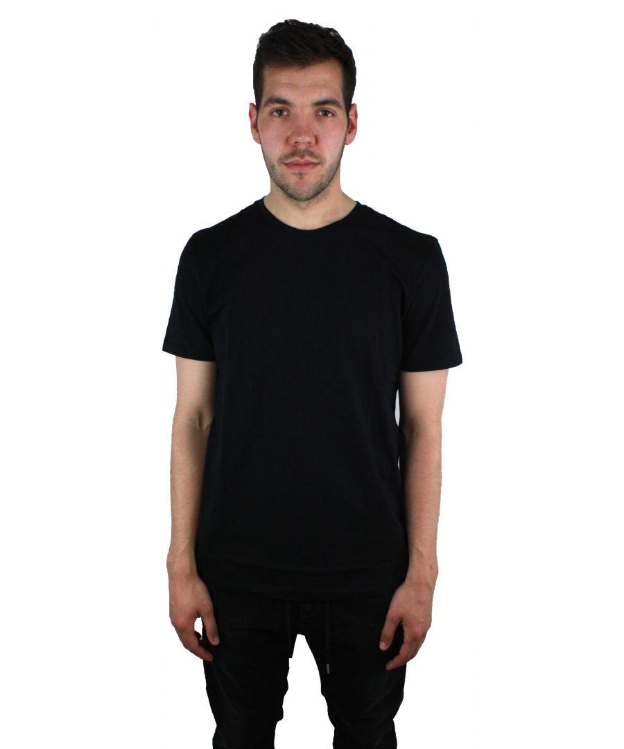 Image for Versace Collection V800683S VJ00413 V7008 Black T-Shirt