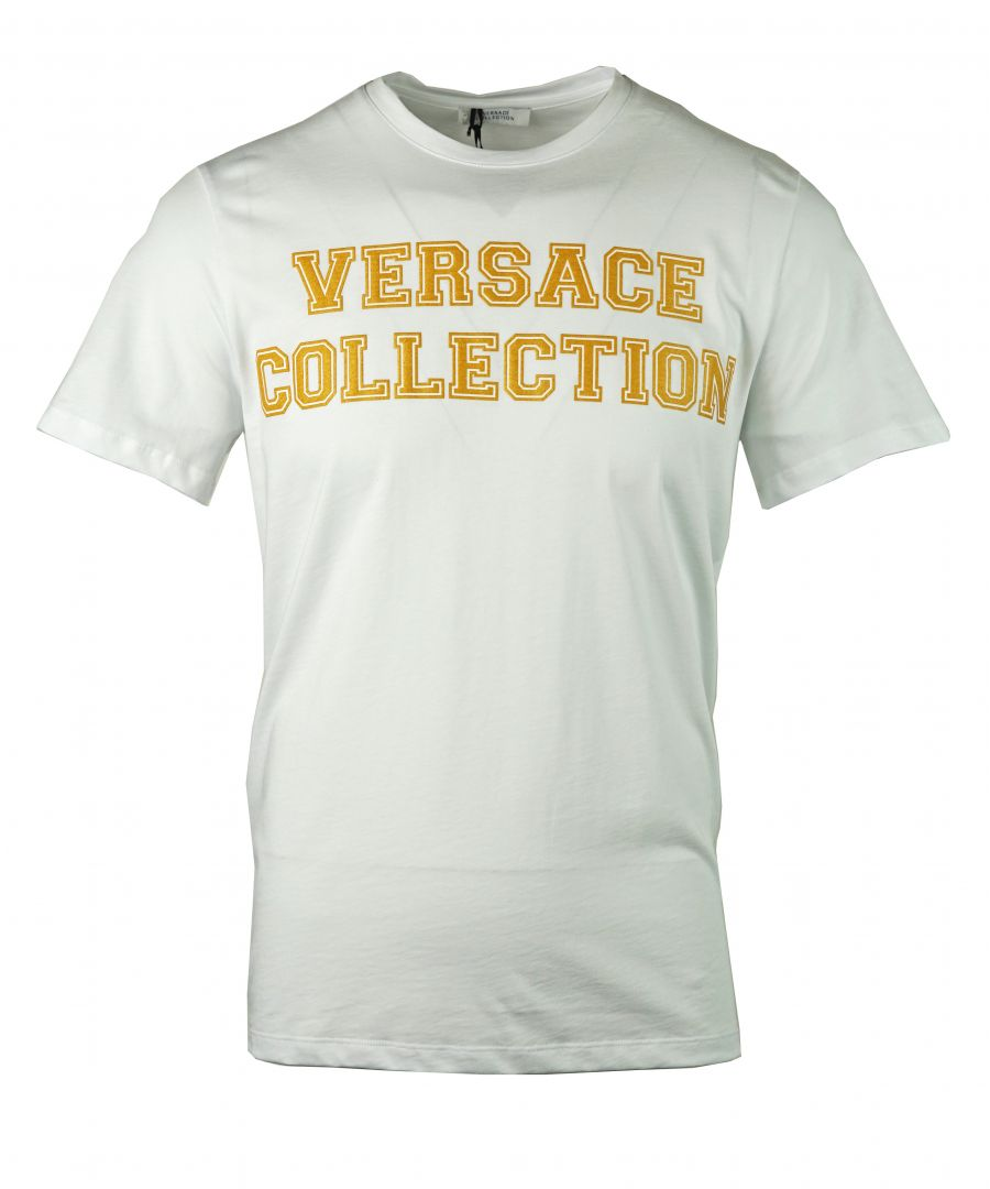 Image for Versace  V800683S VJ00536 V1001 T-Shirt