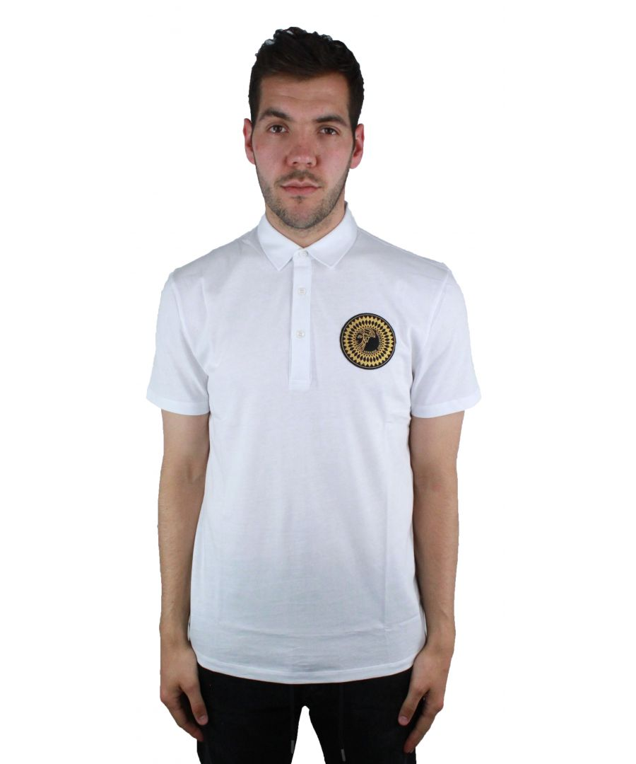 Image for Versace Collection V800753S VJ00180 V1001 Polo Shirt