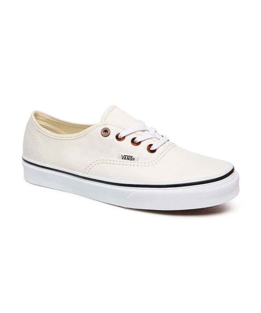 Image for Vans Tort Authentic Shoes in White