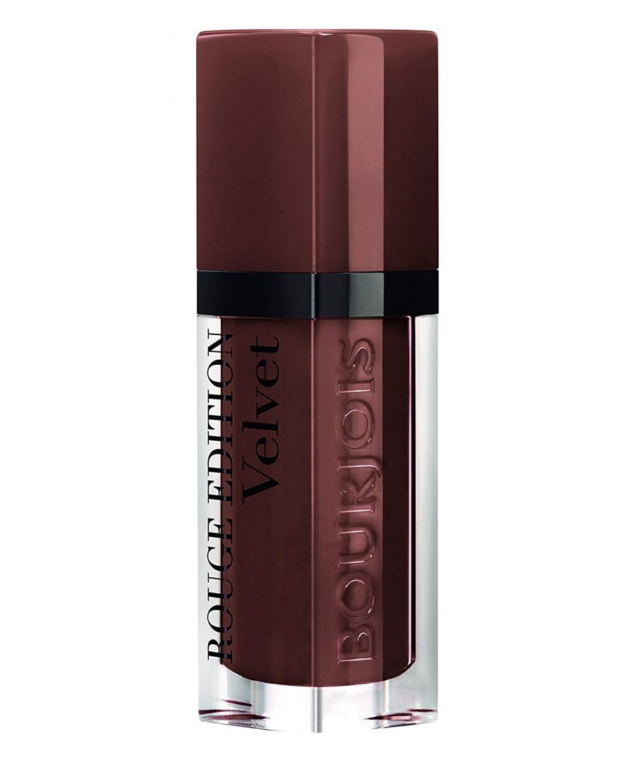 Image for Bourjois Paris Rouge Edition Velvet Lipstick 7.7ml - 23 Chocolate Corset