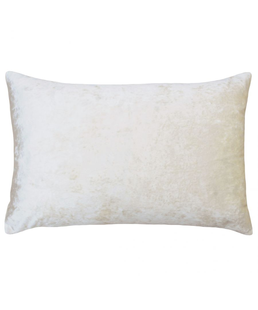 Image for Verona 40X60 Poly Cushion Ivory