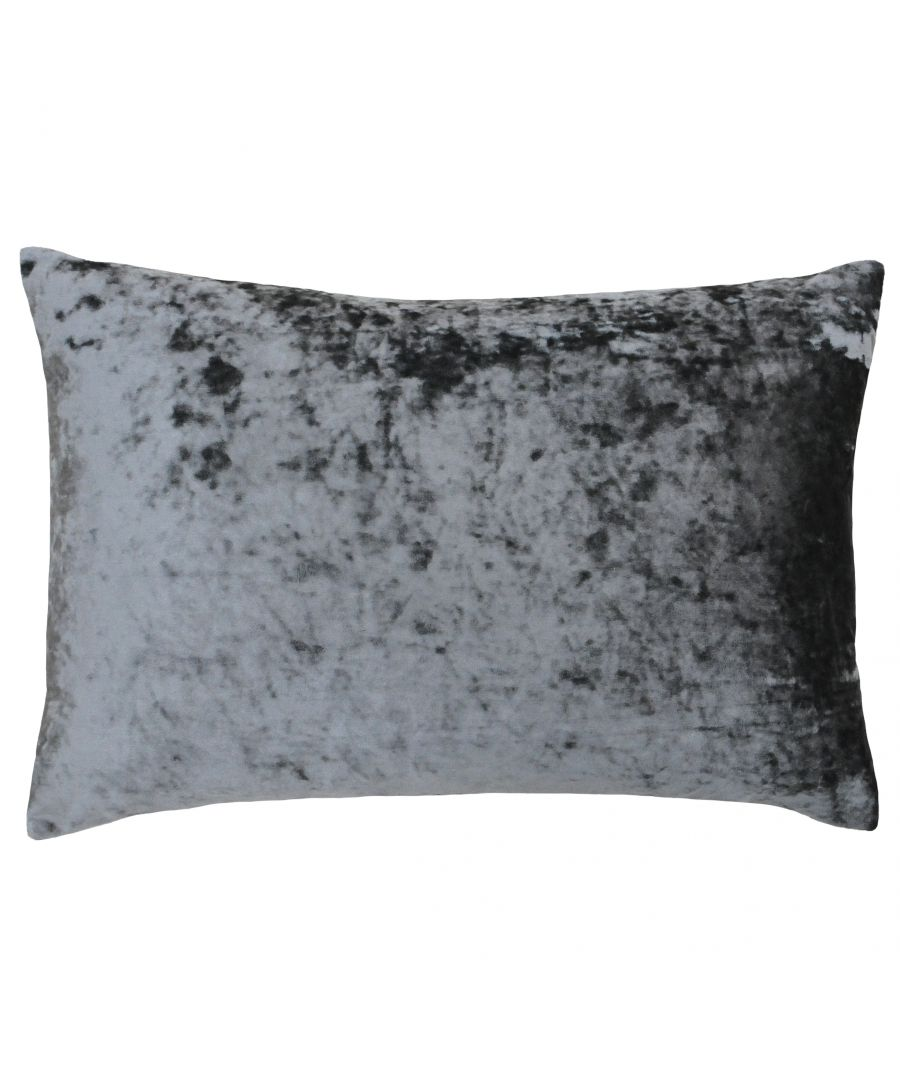 Image for Verona 40X60 Poly Cushion Pewter