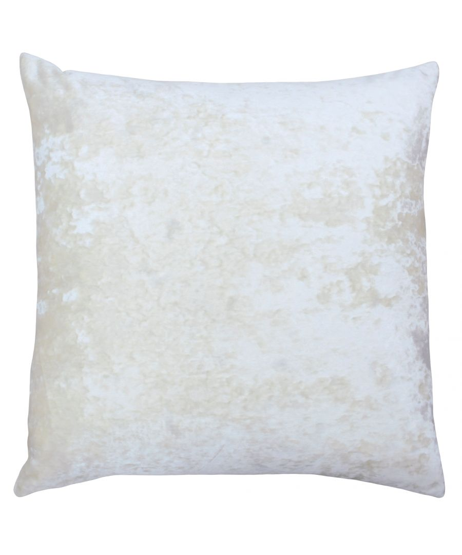 Image for Verona 55X55 Poly Cushion Ivory