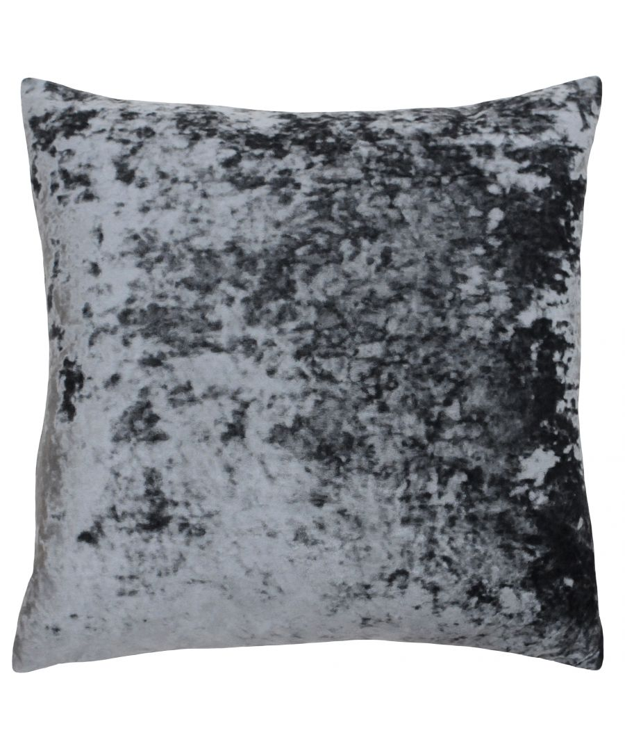 Image for Verona 55X55 Poly Cushion Pewter