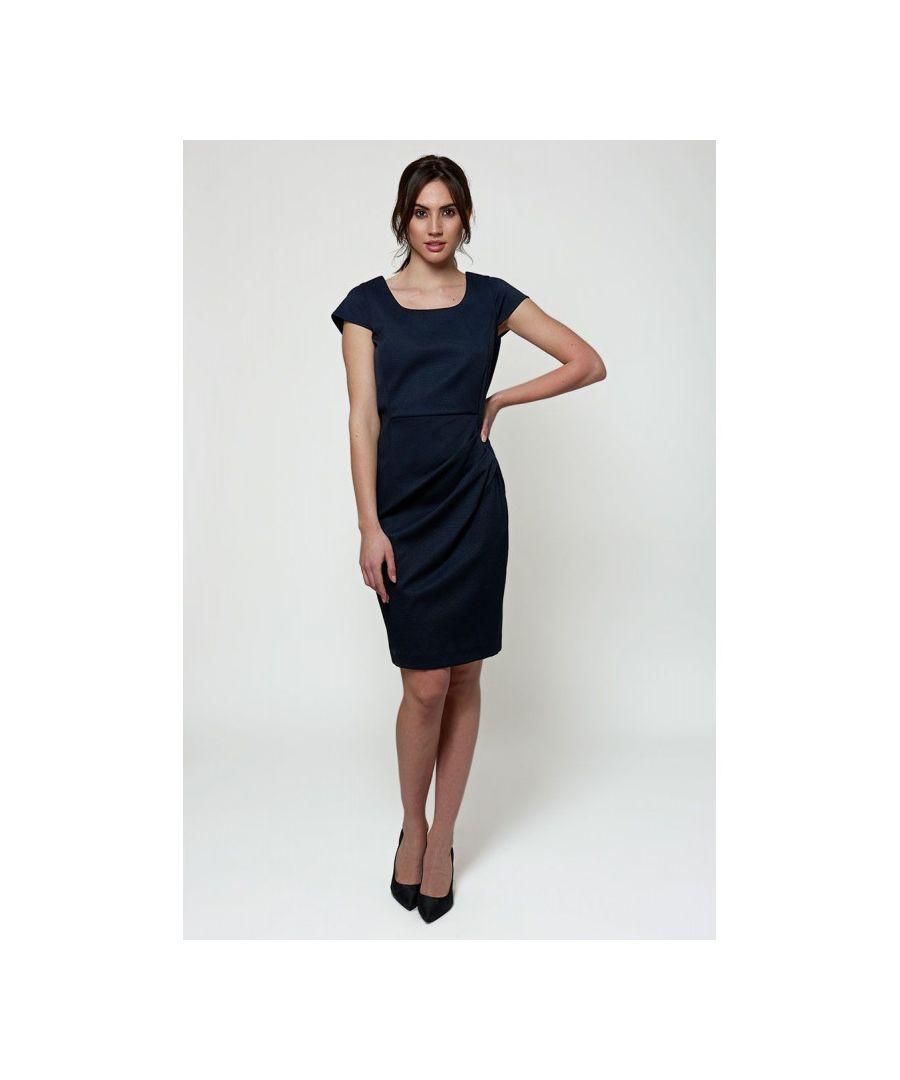 Image for Piquet Knee Length Dress