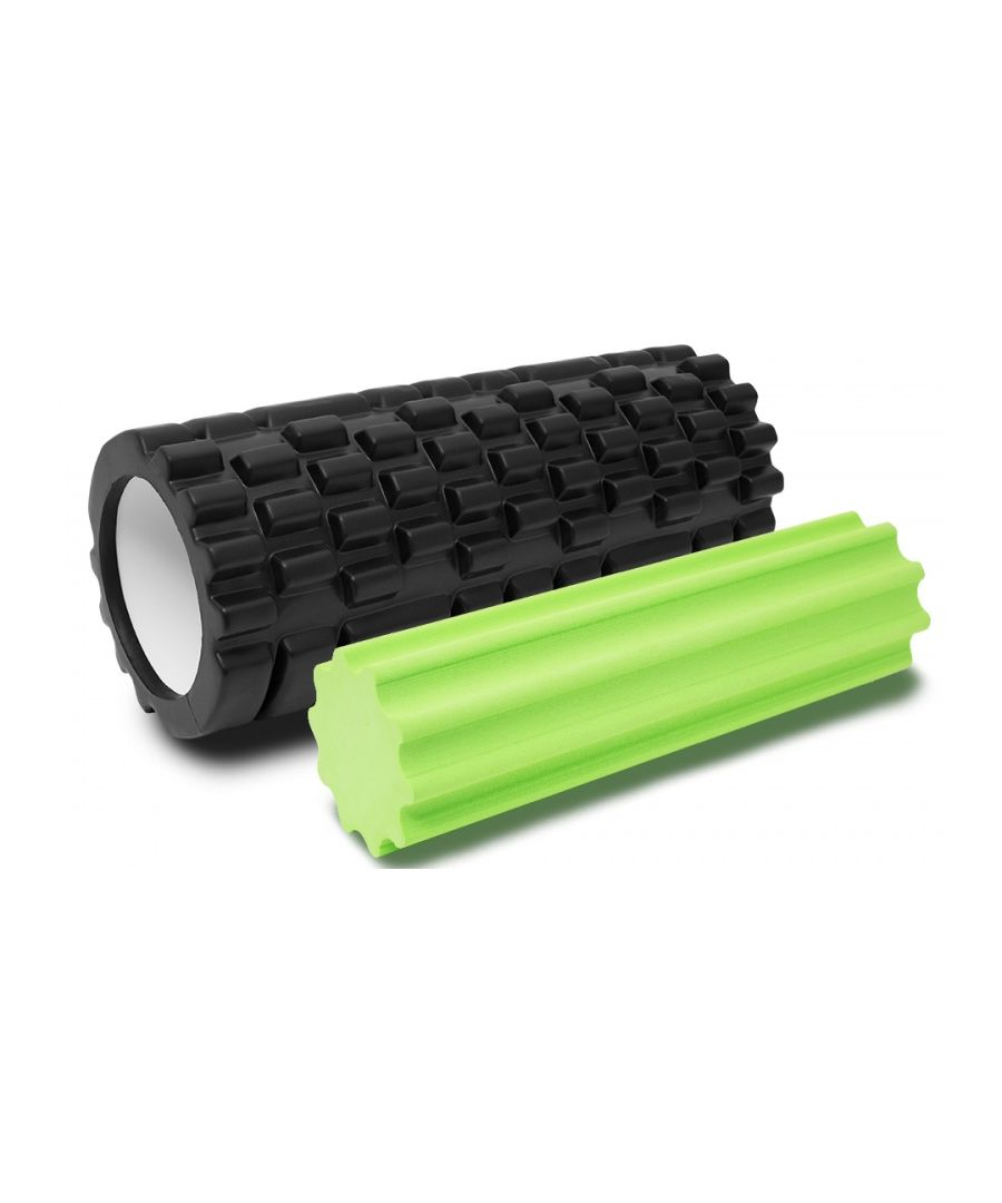 Image for Vibrating Foam Roller - Green