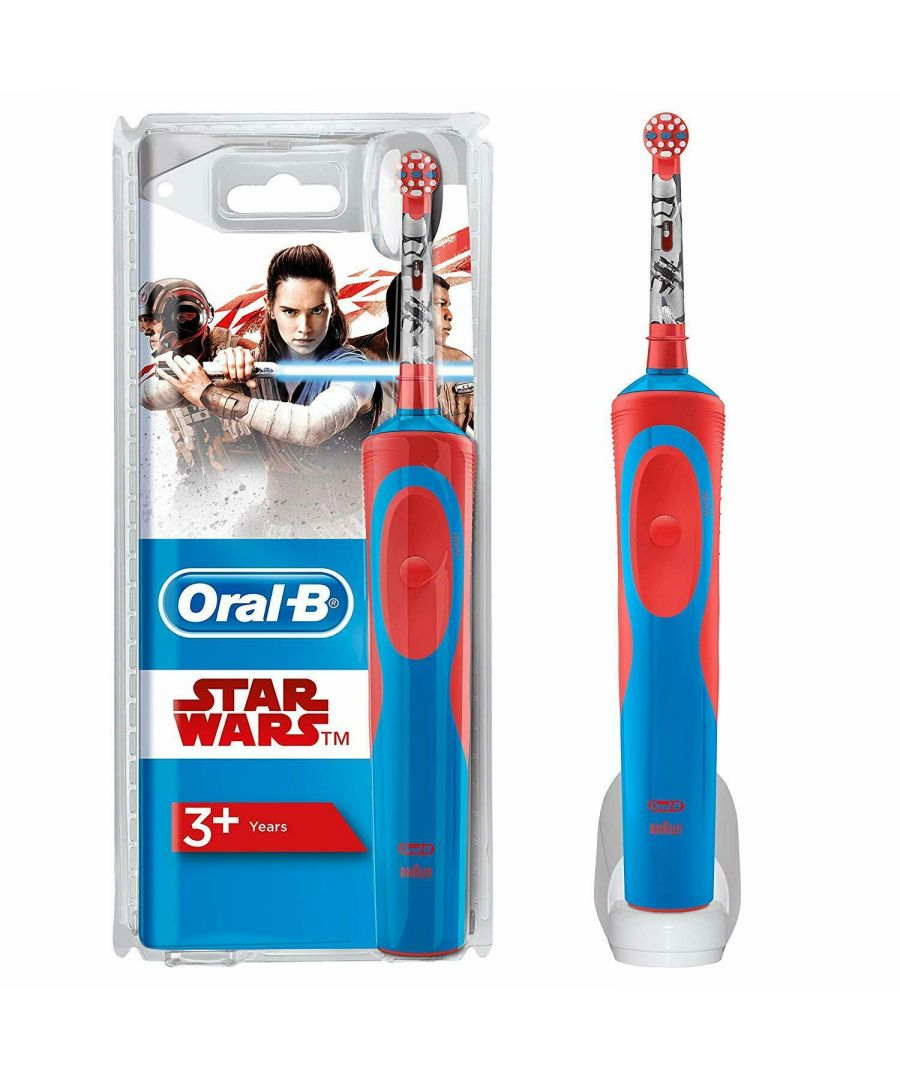 Image for Oral-B Vitality Kids Star Wars Electric Rechargeable Toothbrush