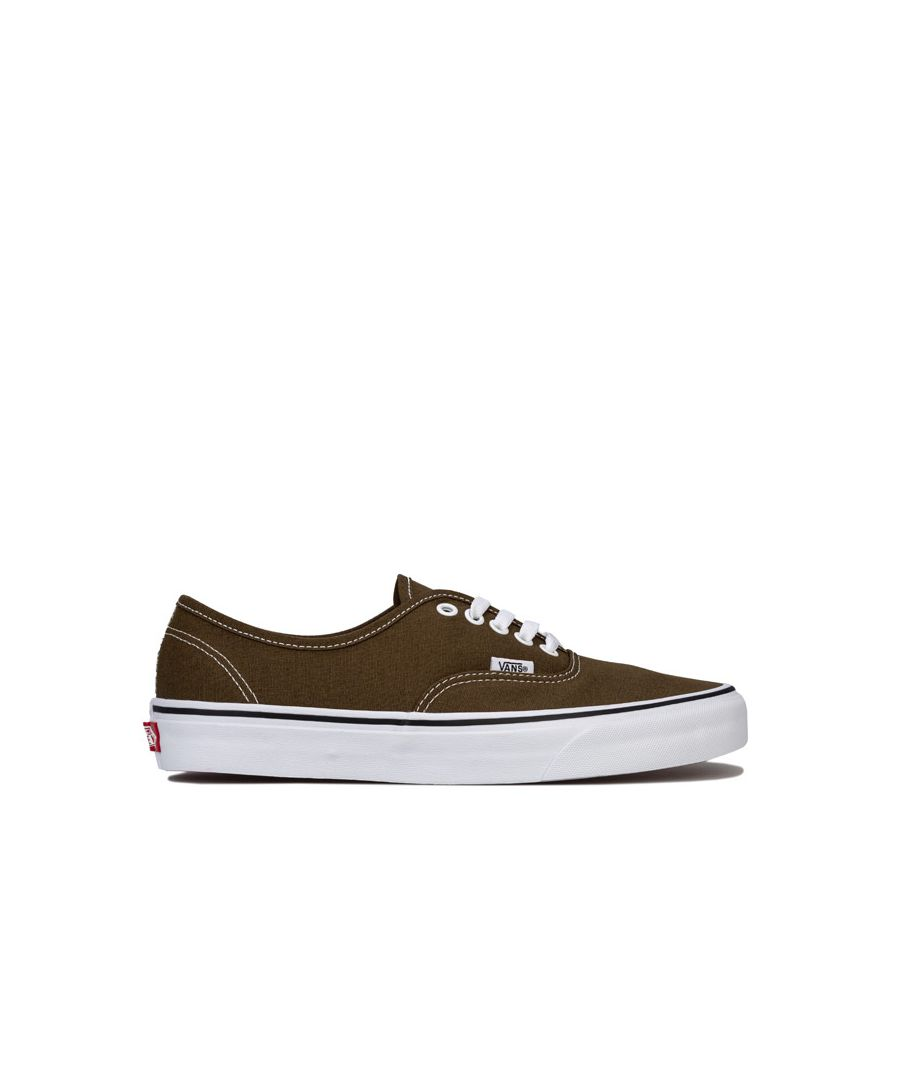 Image for Women's Vans Authentic Skate Shoes in Brown