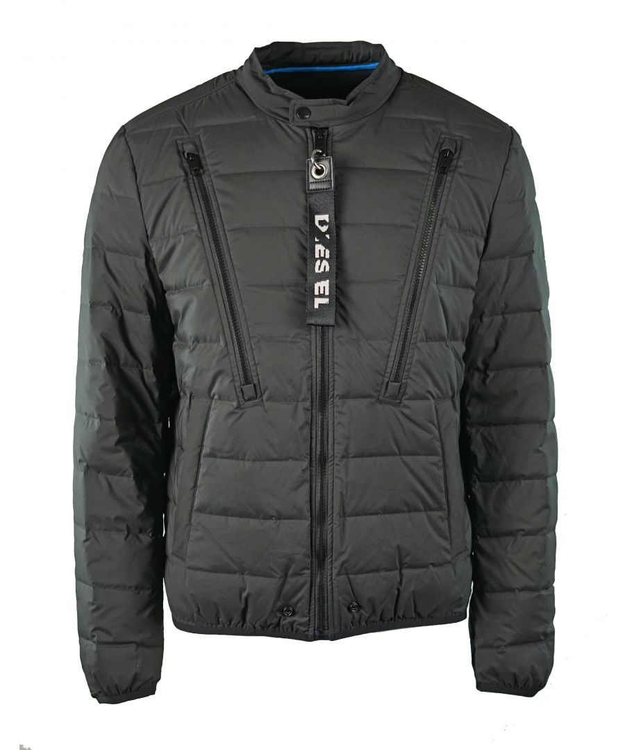 Image for Diesel W-Hanks 900 Down Jacket