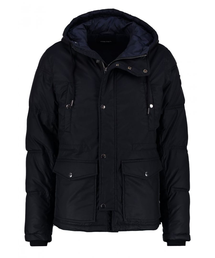Image for Diesel W-Unresty 900 Overcoat