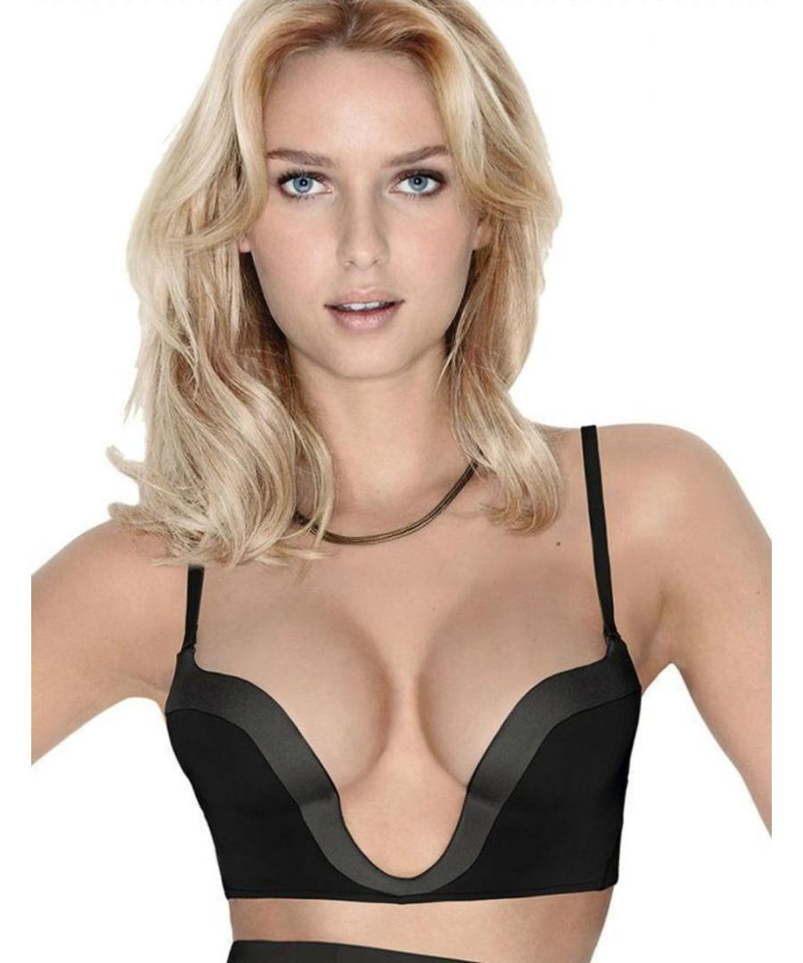 Image for Ultimate Deep Plunge Low Cut Bra