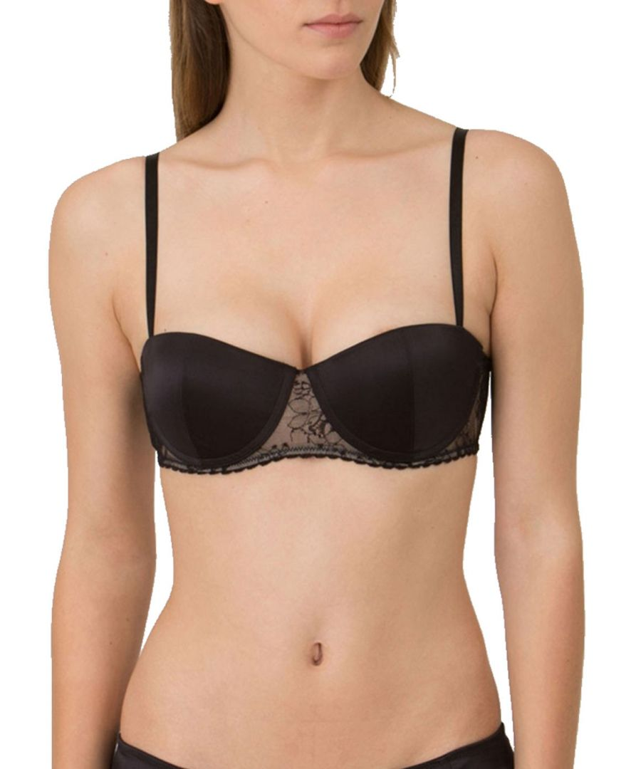 Image for Luxe Collection Push Up Balcony Bra
