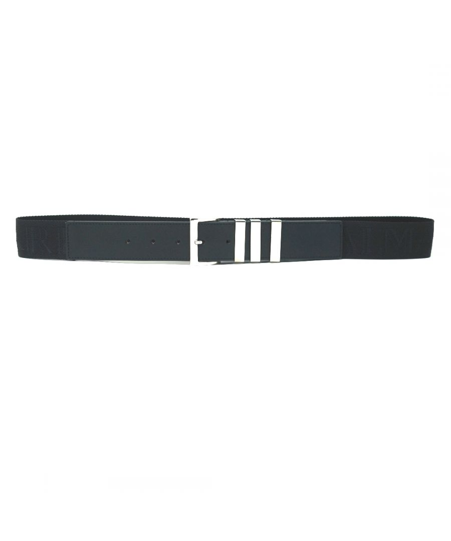 Image for Balmain Paris Logo Black Belt