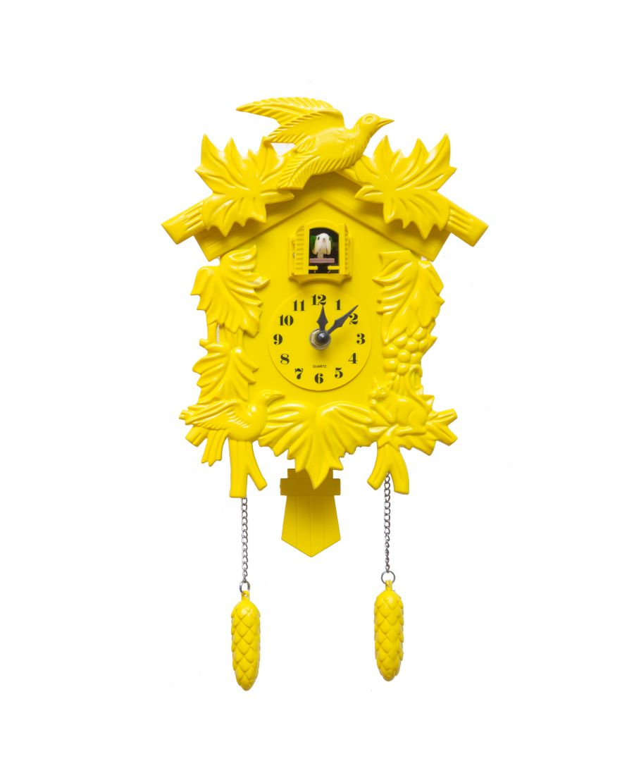 Image for Cuckoo Clock in Yellow