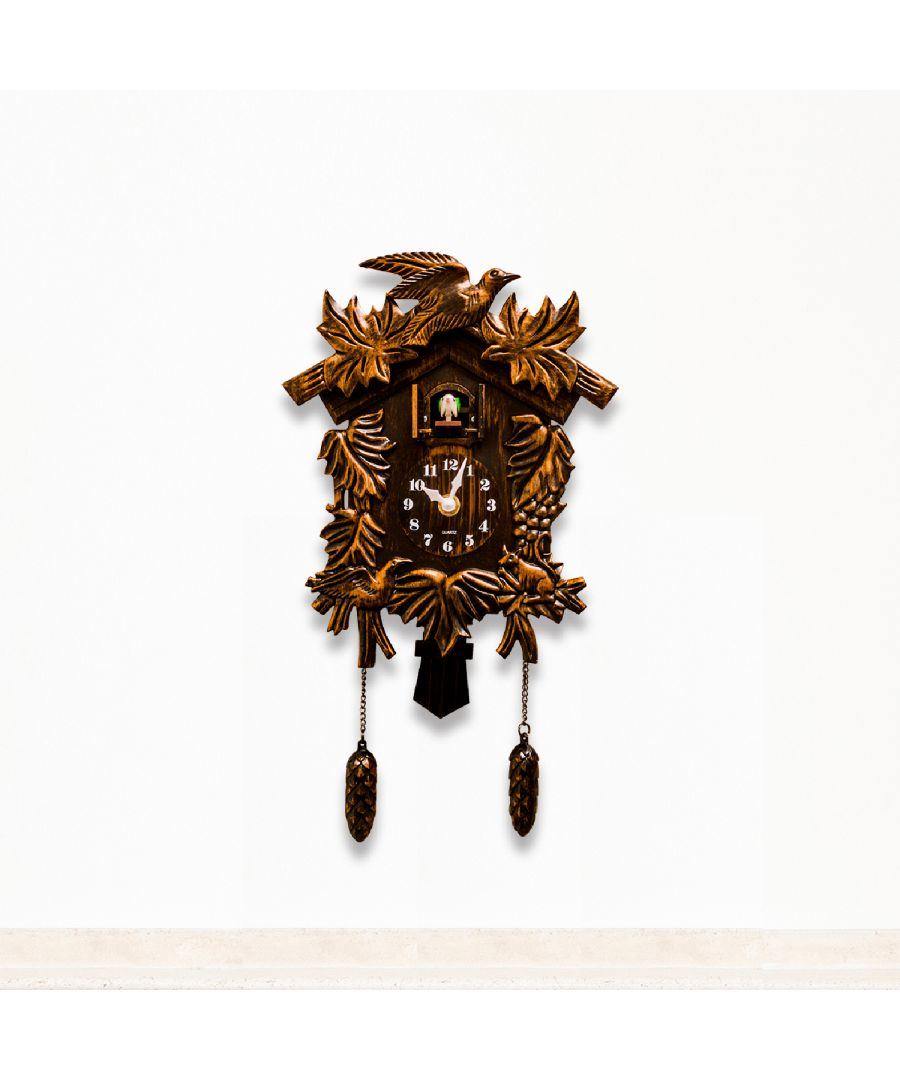 Image for Vintage Looking Cuckoo Clock