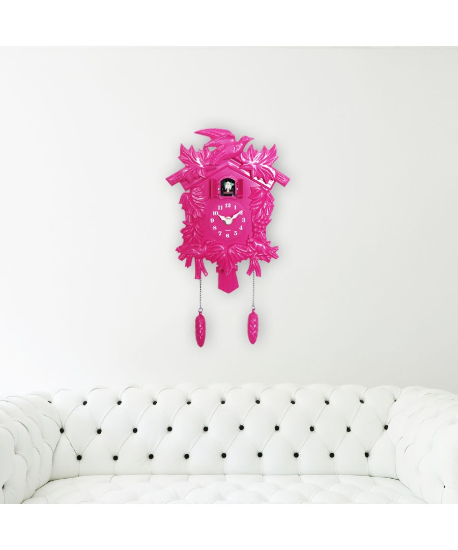 Image for Cuckoo Clock in Pink