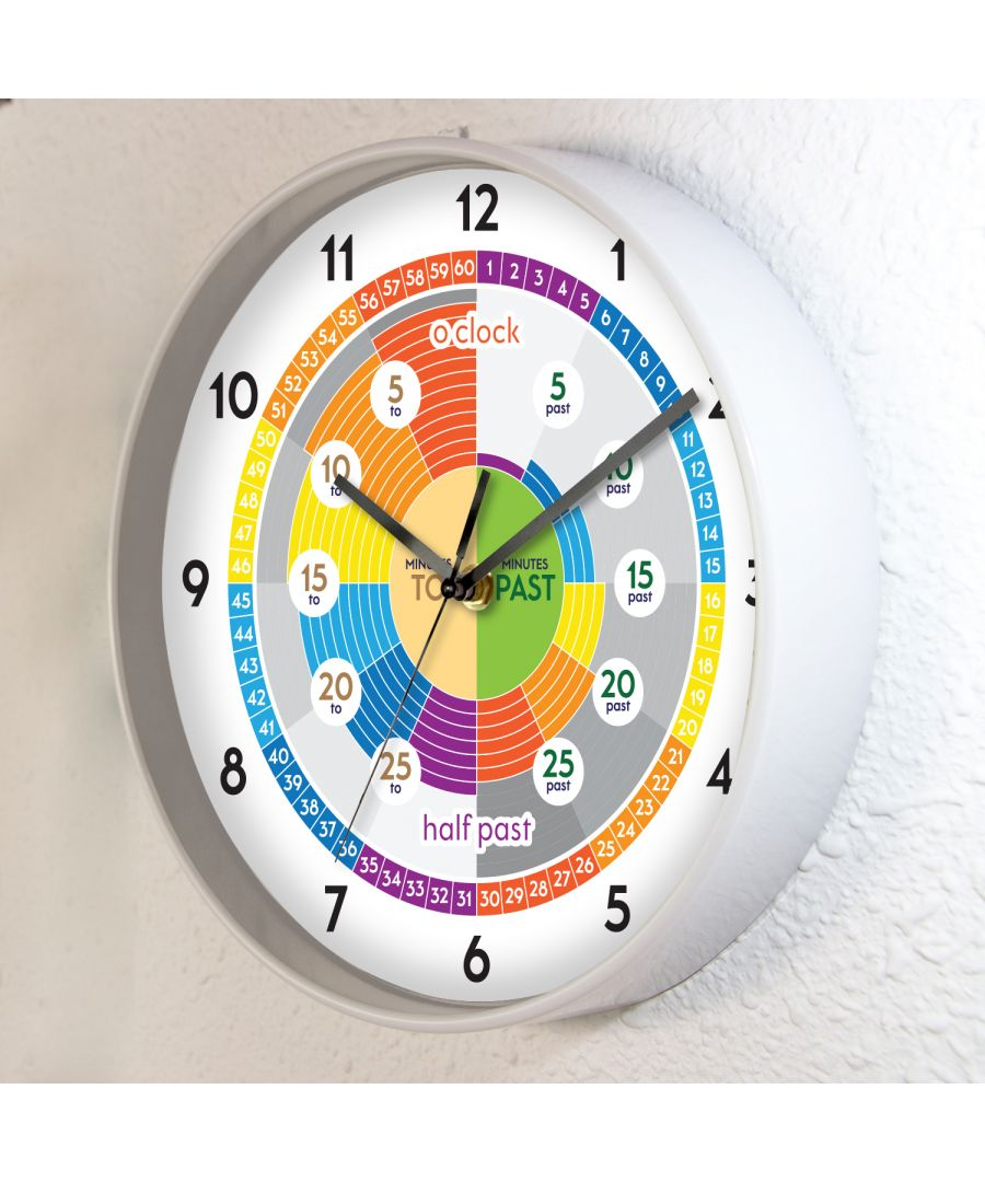 Image for WC2094 - Tell the time Children Clock