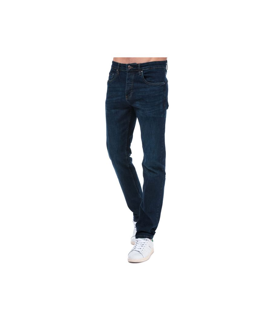 Image for Men's Weekend Offender Easy Fit Jeans in Denim