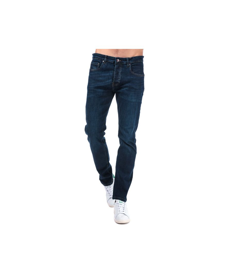 Image for Men's Weekend Offender Tapered Fit Jeans in Denim