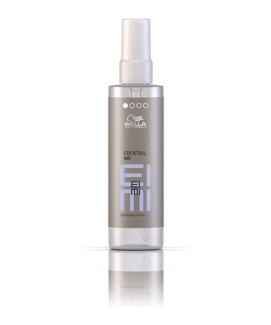 Image for Wella Professionals EIMI Cocktail Me Gel Oil 100ml
