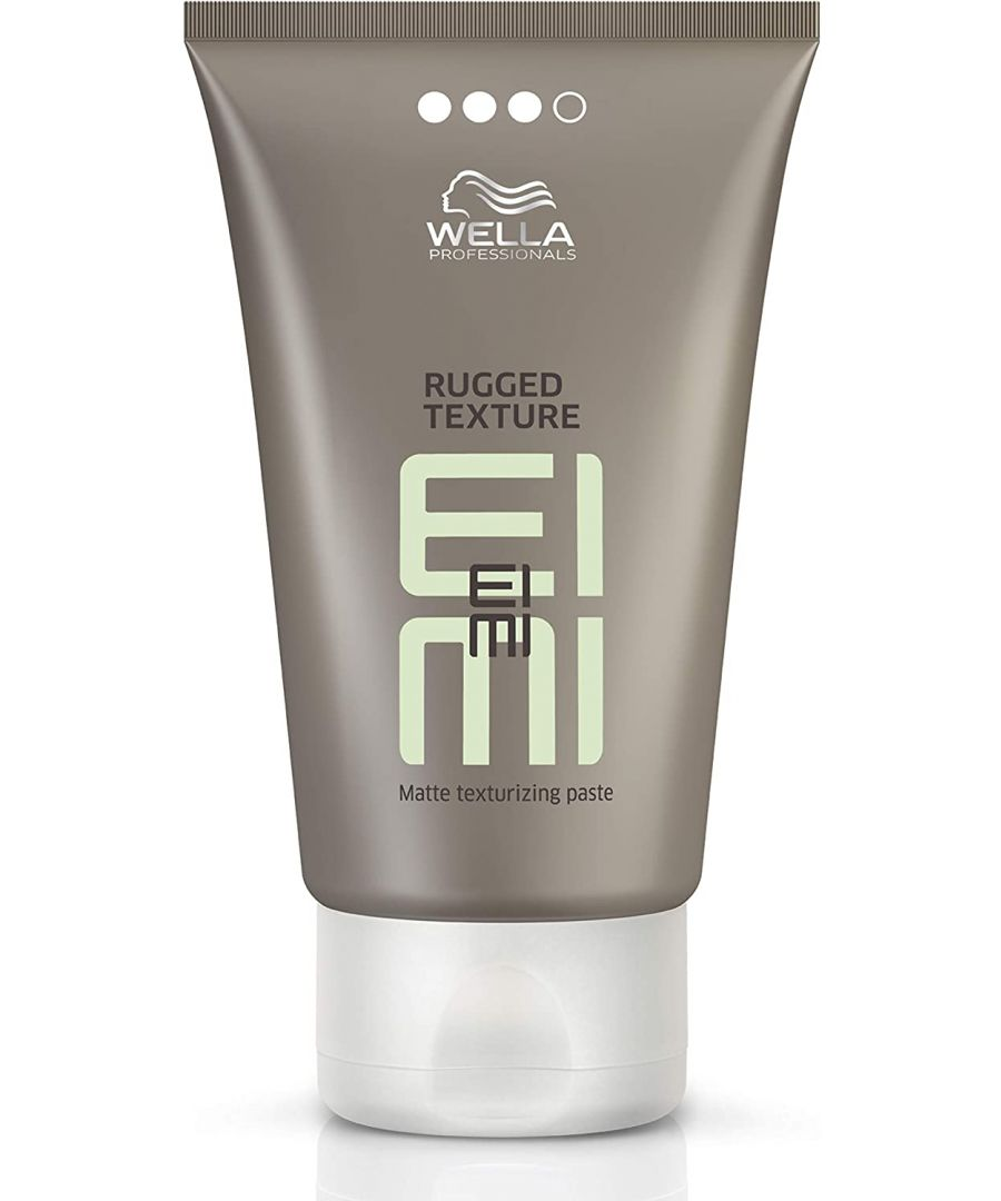 Image for Wella Professionals EIMI Rugged Texture Matte Paste 75ml