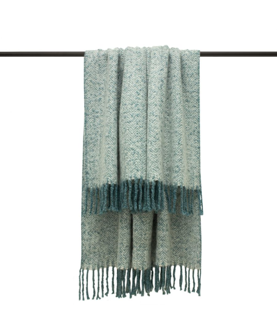 Image for Weaver 130X180 Throw Teal