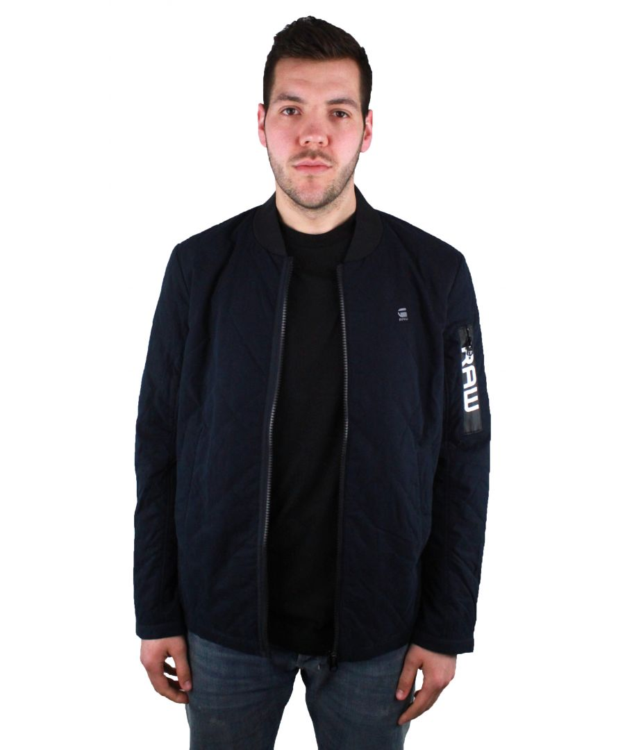 Image for G-Star Batt Quilted Overshirt Jacket