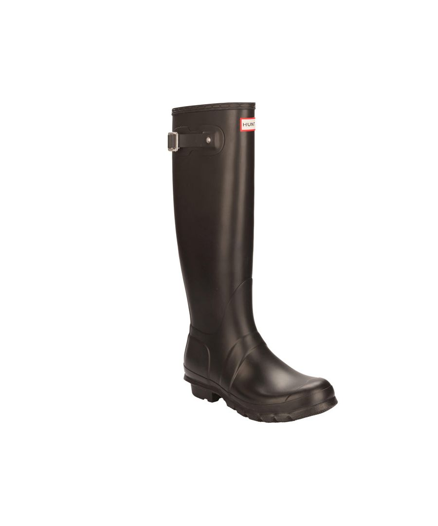 Image for Women's Hunter Original Tall Wellington Boots in Black