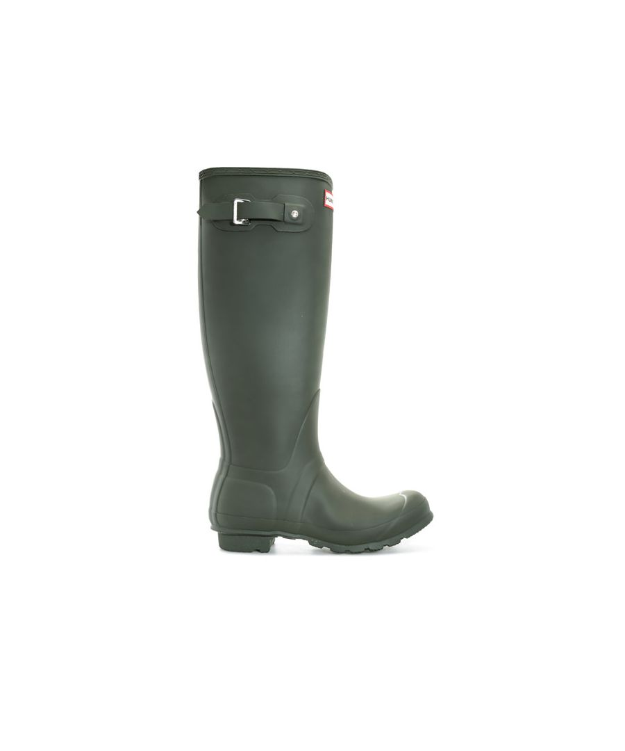 Image for Women's Hunter Original Tall Wellington Boots in olive