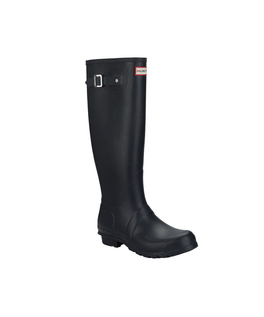 Image for Women's Hunter Original Tall Wellington Boots in Navy