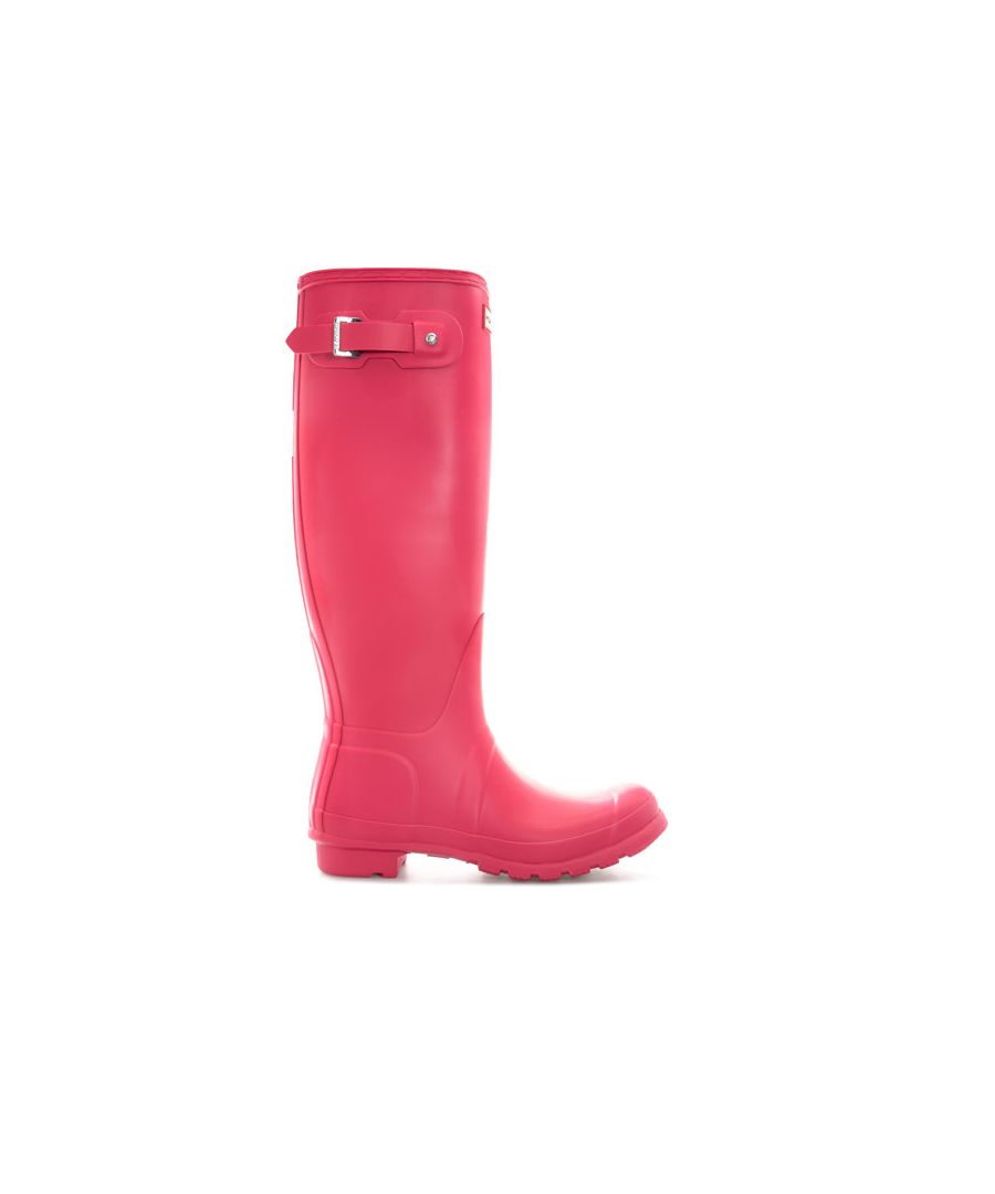 Image for Women's Hunter Original Tall Wellington Boots in Pink