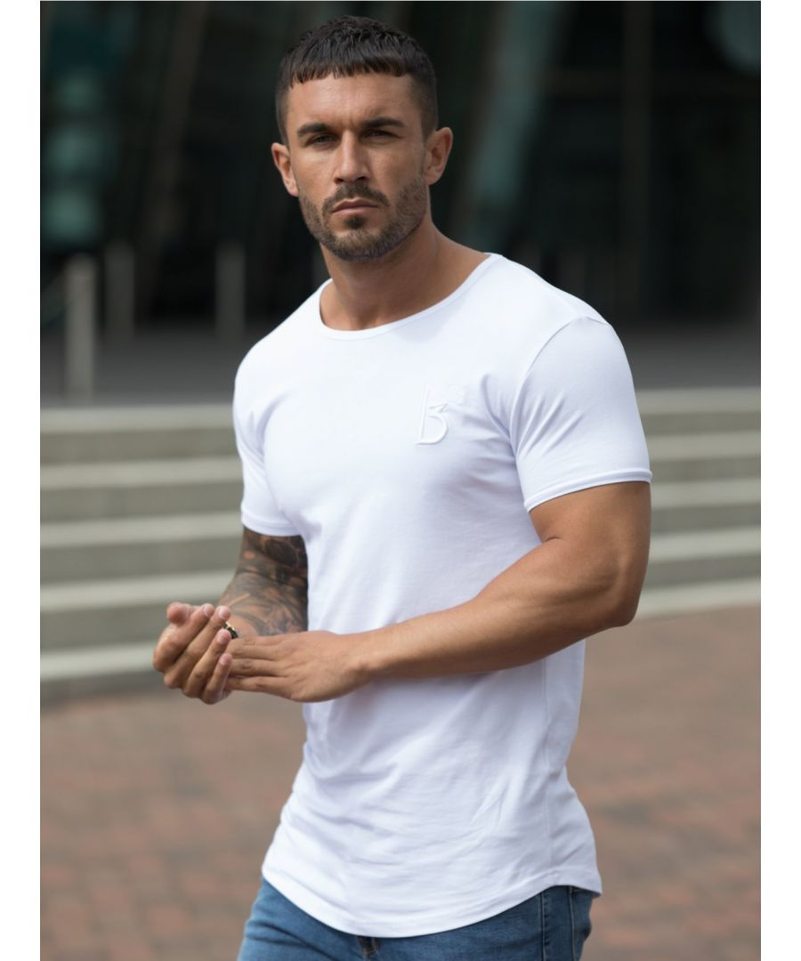 Image for   BBH Men's Branded Short Sleeve Athletic T-shirt   Bound By Honour