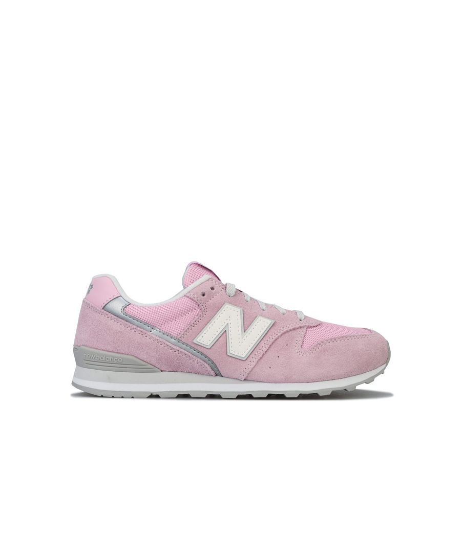 Image for Women's New Balance 996 Trainers in Pink