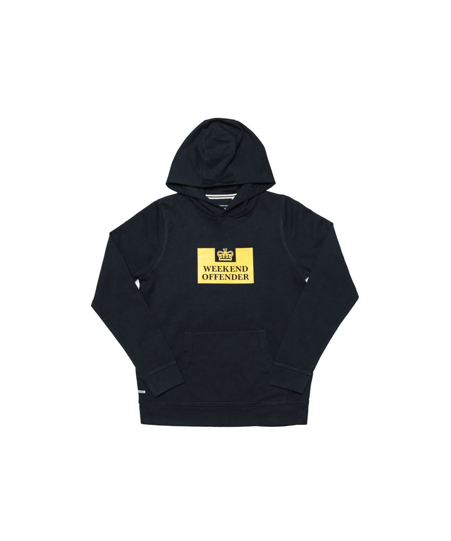 Image for Boy's Weekend Offender Infant Soeento Hoody in Navy