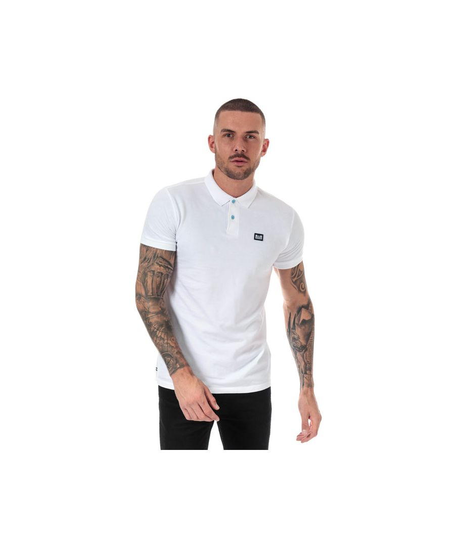 Image for Men's Weekend Offender Barnum Polo Shirt in White