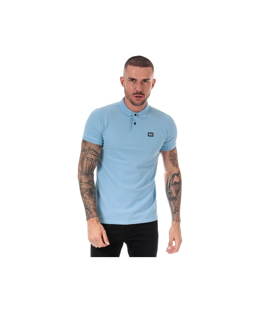 Image for Men's Weekend Offender Barnum Polo Shirt in Blue