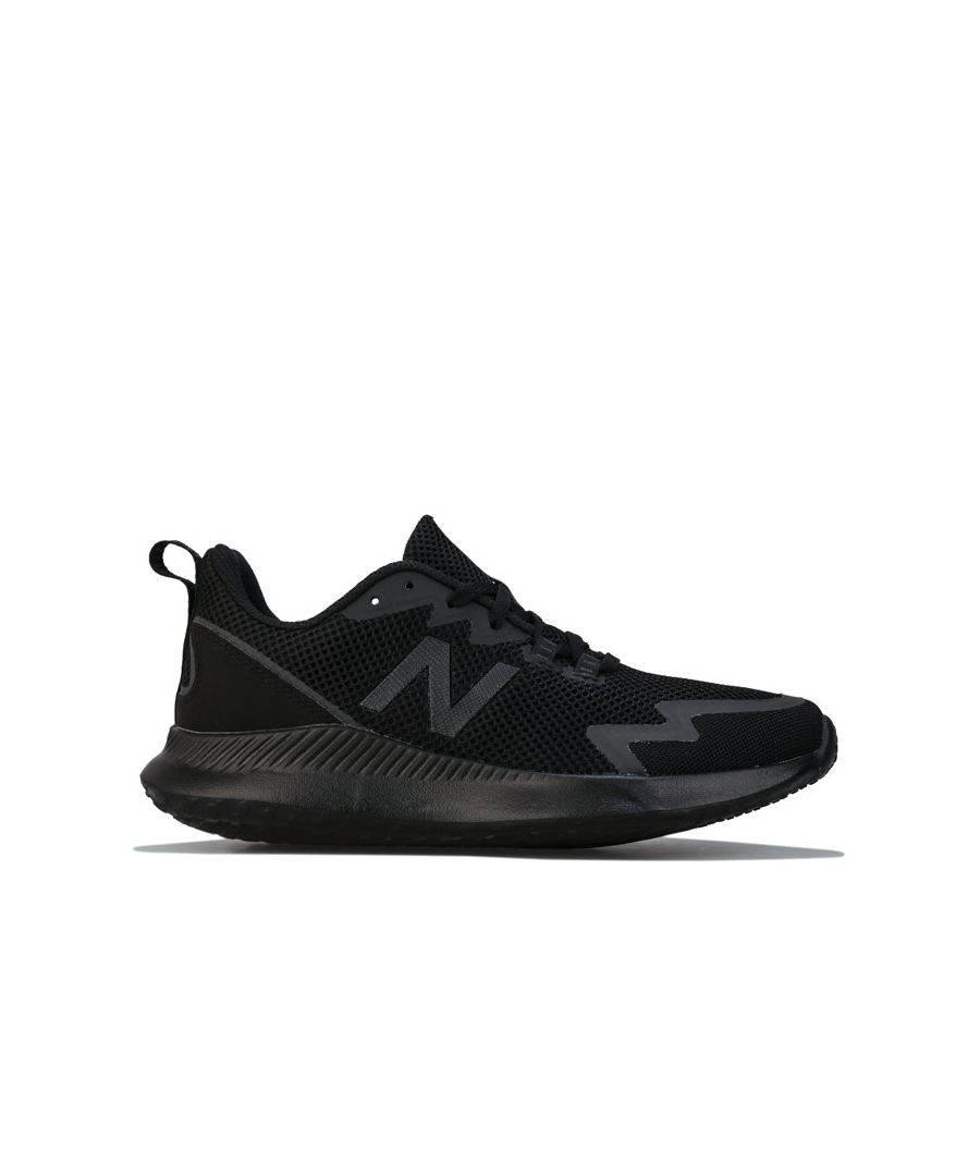 Image for Women's New Balance Ryval Run Trainers in Black