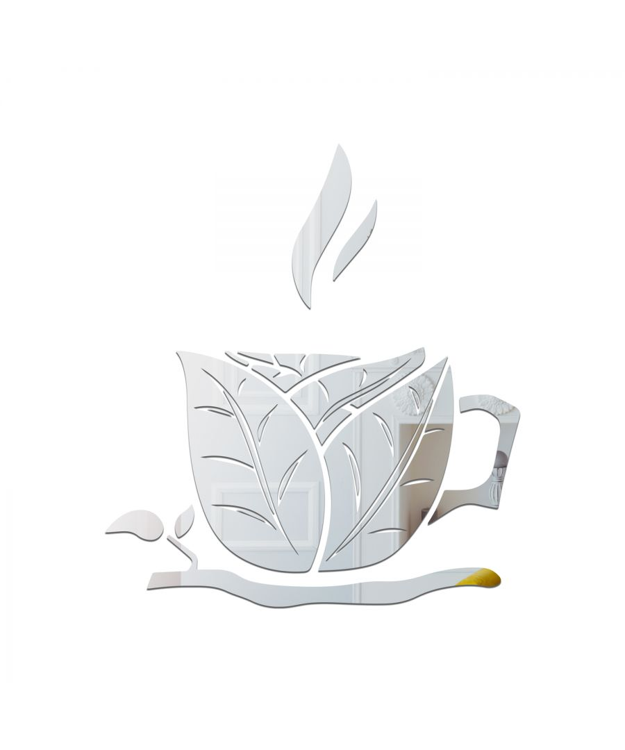 Image for WSM2006 - Coffee Cup Mirror Wall Art