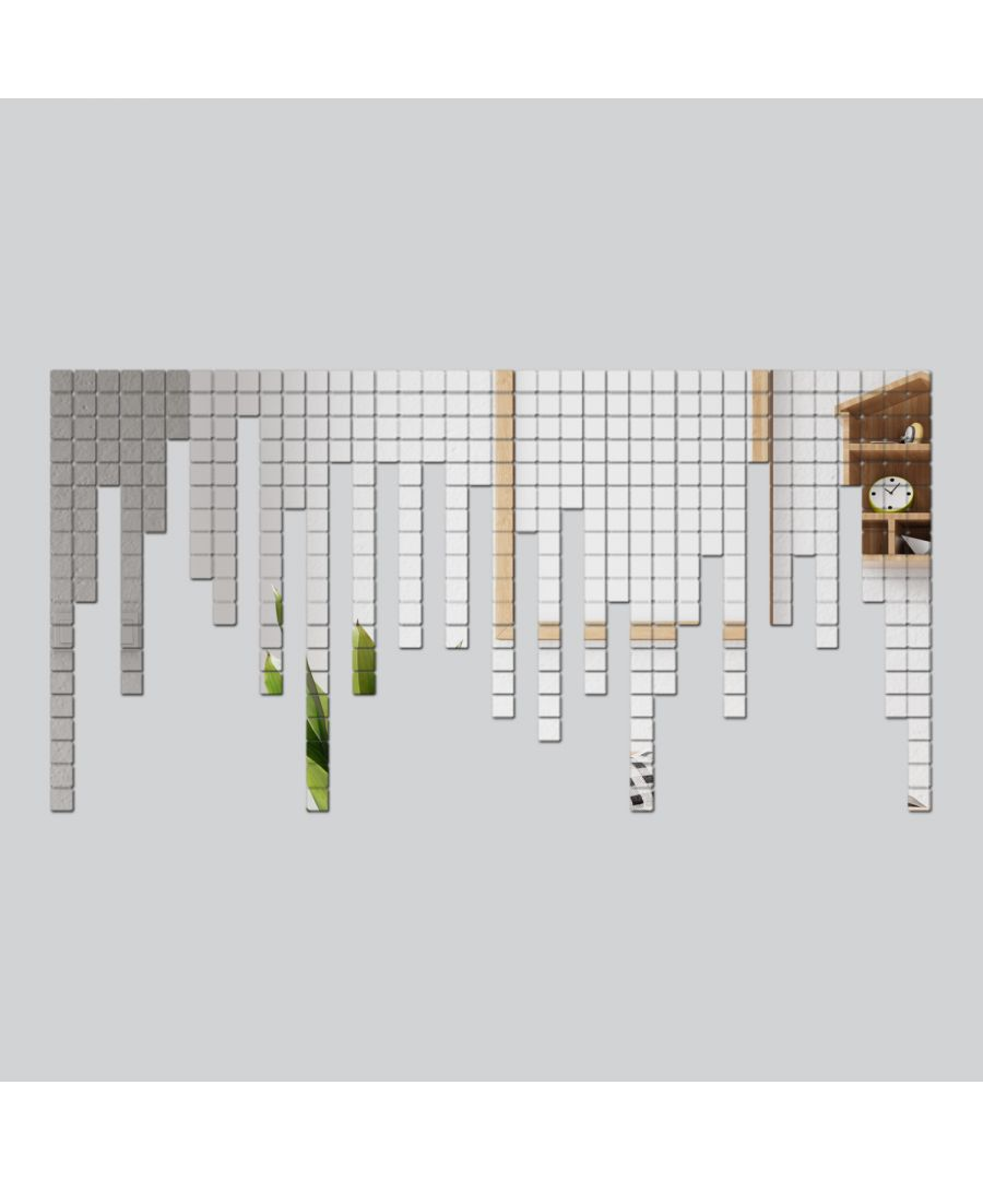 Image for WSM2012 - Mosaics Mirror Wall Art