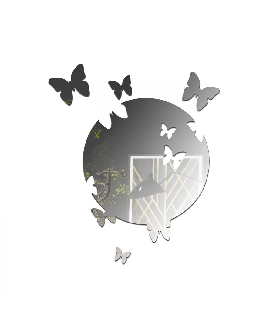 Image for WSM2019 - Butterfly Mirror Wall Art