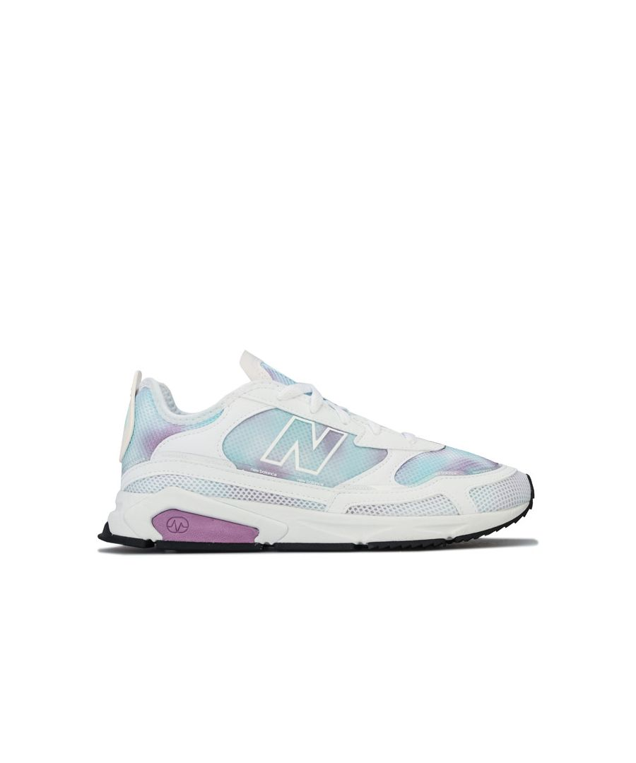 Image for Women's New Balance X Racer Trainers in White