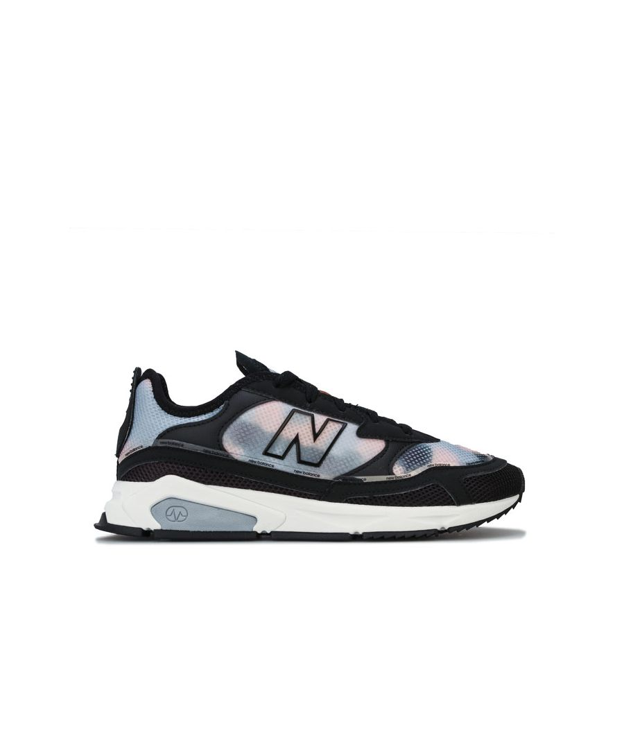 Image for Women's New Balance X Racer Trainers in Black
