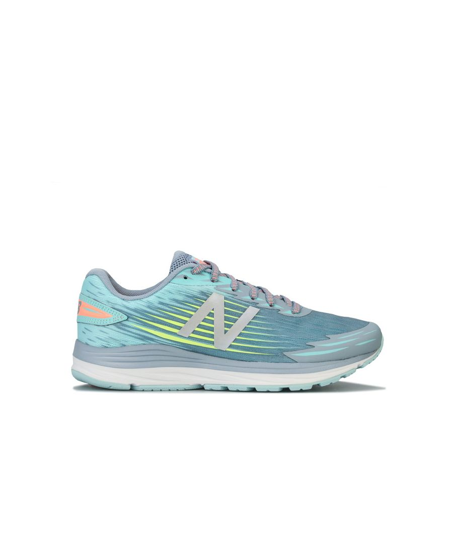Image for Women's New Balance Synact Running Shoes in Mint