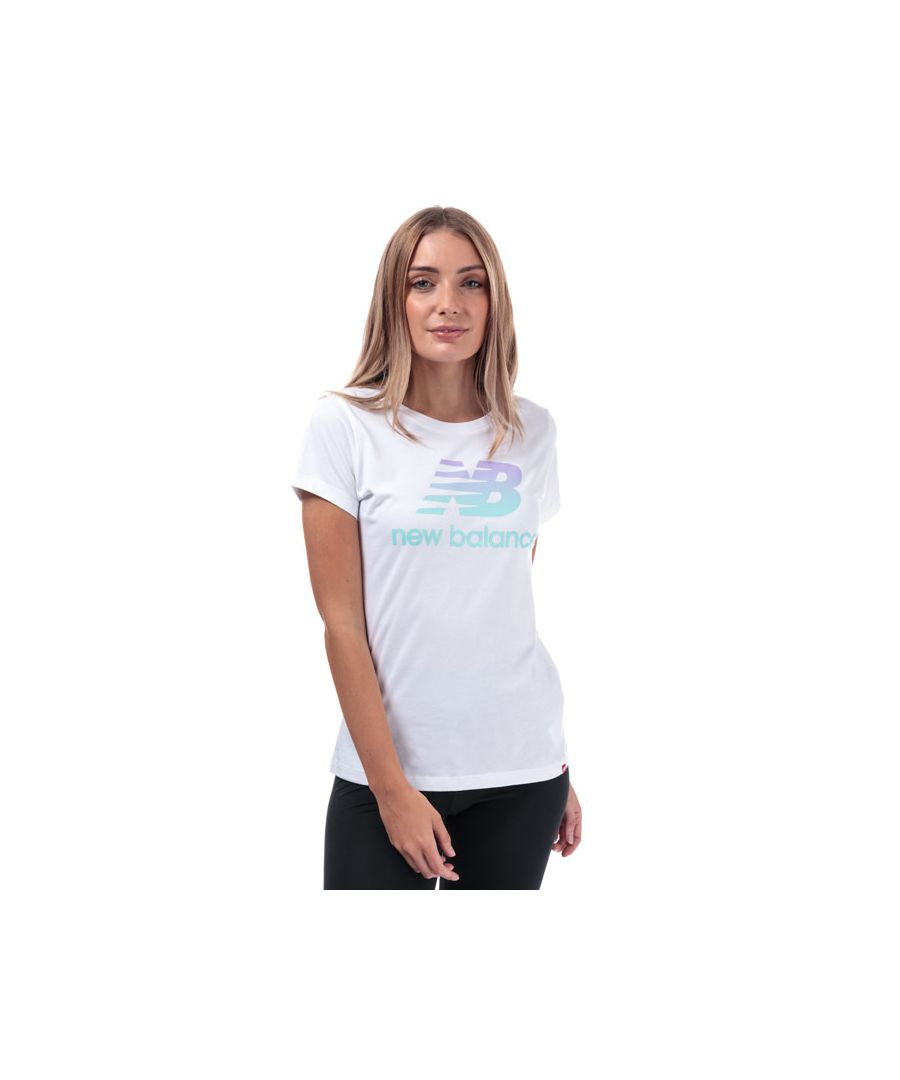 Image for Women's New Balance Essentials 90s T-Shirt in White