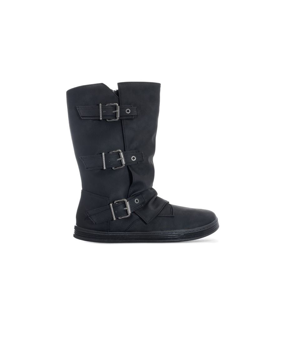 Image for Women's Blowfish Malibu Flynt Boots in Black
