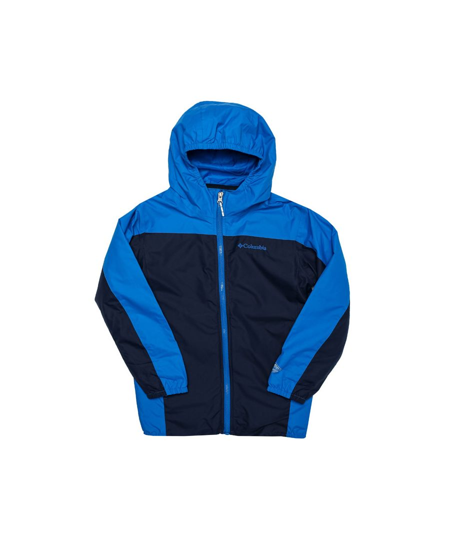 Image for Boy's Columbia Junior Explore S'More Interchange Jacket in Navy