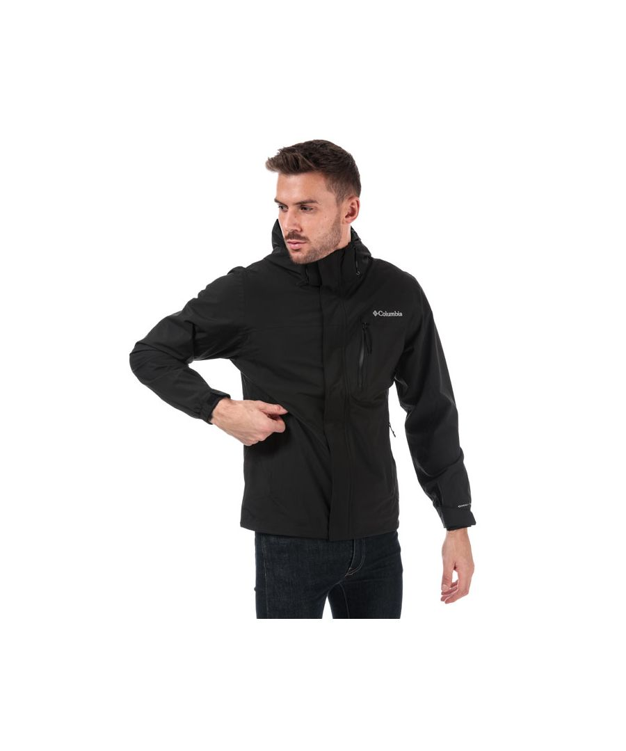 Image for Men's Columbia Whidbey Island Jacket in Black